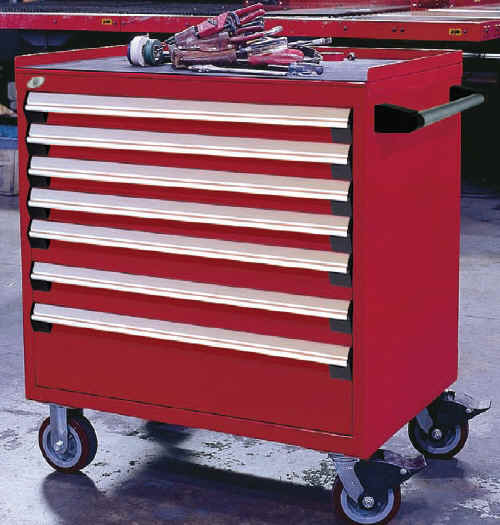 Rousseau Mobile Tool Cabinets